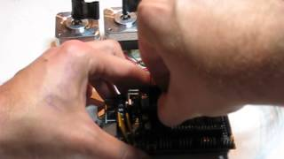 Test des moteurs de la RAMPs