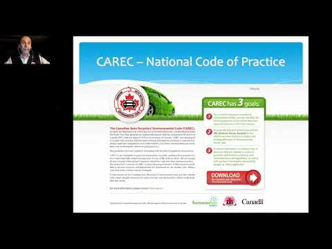 Steve Fletcher MD - ARC - Canada Vehicle Scrappage Programs