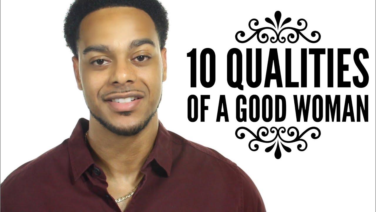 Traits of a good man