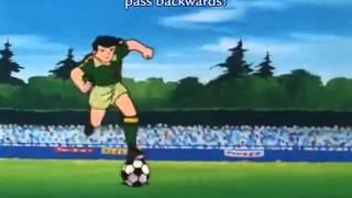 Captain Tsubasa 1983 Episode 76 English Sub   Anime