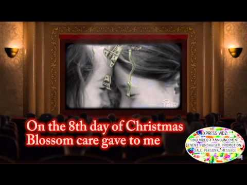 Blossom Care Network 12 Days of Christmas wishlist