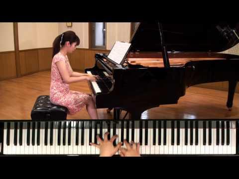 春の歌 (メンデルスゾーン)  Felix Mendelssohn  Spring Song 横内愛弓