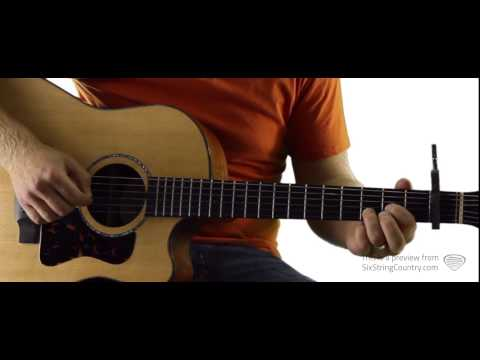 Say You Do - Guitar Lesson and Tutorial - Dierks Bentley