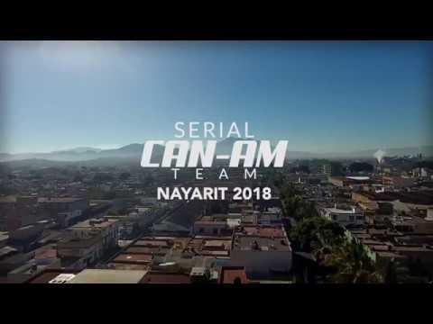 CAN-AM Nayarit 2018