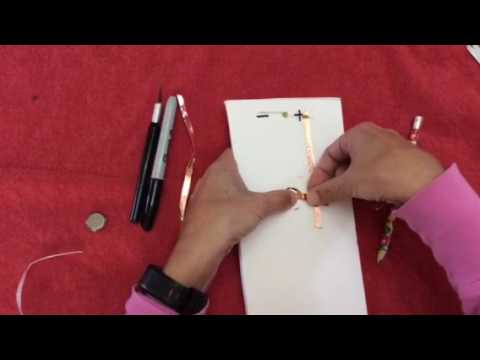 How to Make a Paper Circuit