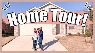 EMPTY HOUSE TOUR NEW BUILD HOME! First Time Home Owners!
