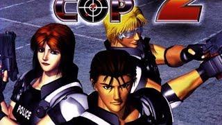 VCop2 - Review Game Virtua Cop 2