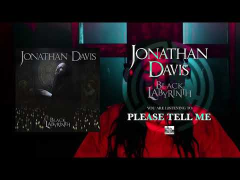 JONATHAN DAVIS  Please Tell Me