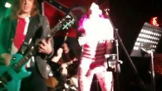 Tuumik - God Save the Queen cover @ Iron Horsemen MC