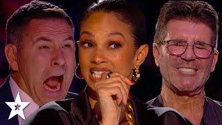 MOST DANGEROUS Acts on Britain's Got Talent | Got Talent Global
