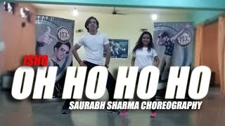 Oh Ho Ho Ho (Remix) | Dance choreography I Easy steps I irrfan Khan ,Saba Qamar | Sukhbir