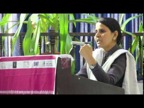 Ms. Suman Yadav Chief Guest of Interface with Deferent Stakeholder on Women Rights, Lucknow [Part-1]