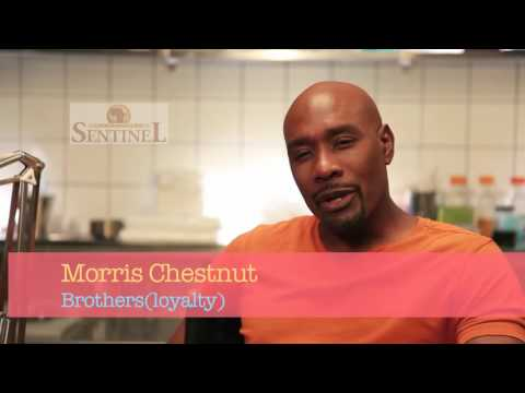 Morris Chestnut Speaks on His Past Movies