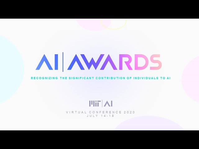 12pm: AI Awards