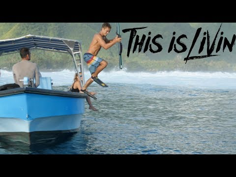 """This is Livin' Episode 27 """"Last Days in Tahiti (Teahupoʻo)  """""""