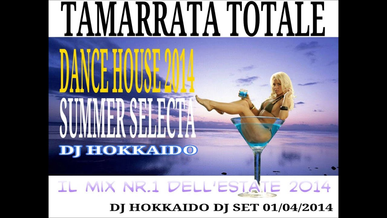 Dance house music commerciale con tracklist summer for House music tracklist
