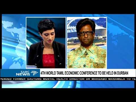 The 4th World Tamil Economic conference kicks off in Durban