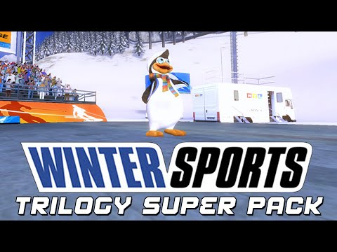 GREAT GREAT BRITAIN! - Winter Sports Trilogy Super Pack Let'