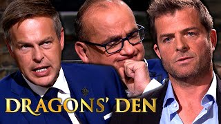 Bullheaded Millionaire Demonstrates Why They Need Him | Dragons' Den