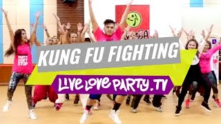 Kung Fu Fighting | Zumba® Fitness with Marlex and ZIN Philippines | Live Love Party