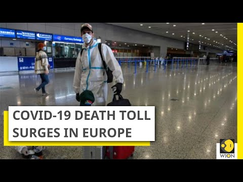 Europe Death Toll Due To COVID-19 Surges, Crosses The Count Of 21,000 | Coronavirus | World News