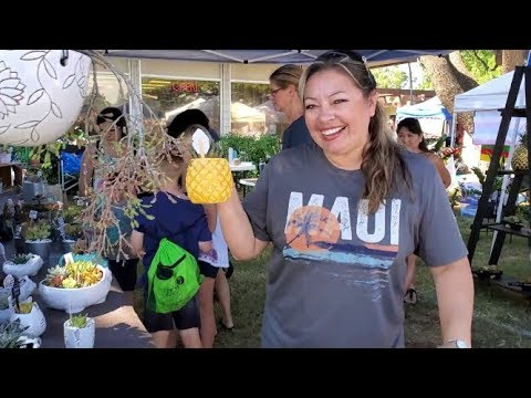 Hickam Craft Fair | Oahu, Hawaii