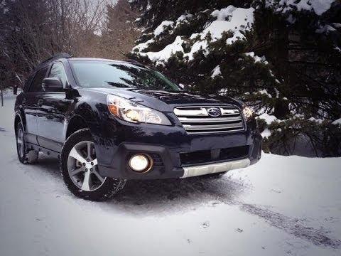 2014 Subaru Outback - TestDriveNow.com Review by auto critic Steve Hammes