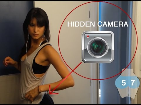 Camera Hidden In Woman's Pants Teaches Men A Lesson