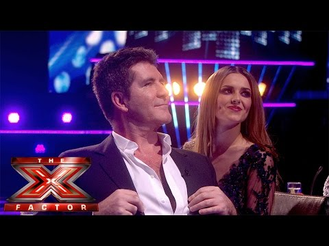 How much does Simon really love Cheryl?   The Xtra Factor UK 2014
