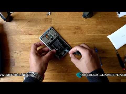 Nokia Lumia 925 Battery Replacement Repair Windows phone |SIEPONLINE|