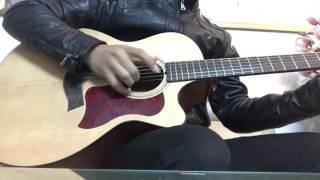 Tiếng Gọi - Bức Tường. Guitar solo.