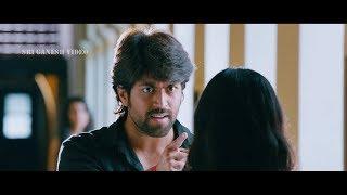 Yash straight warns to Lover Radhika Pandit | Mr And Mrs Ramachari New Kannada Movie Scene