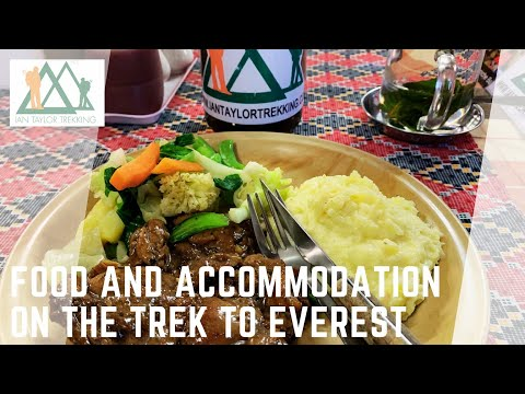 Food & Accommodation on our Everest Base Camp Treks