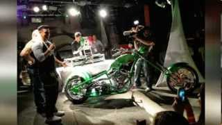 DJ Pauly D Performing Live @ Orange County Choppers