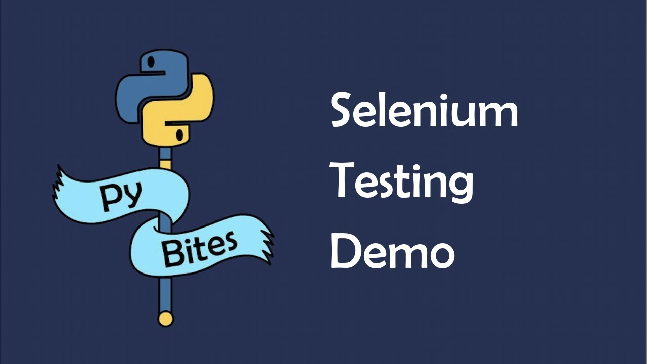 PyBites – How to Test Your Django App with Selenium and pytest