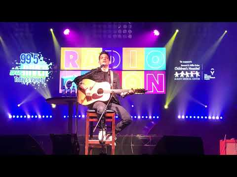 Randy McCarten - Watch: Marc Roberge from OAR performed at The River Radiothon Kickoff Party