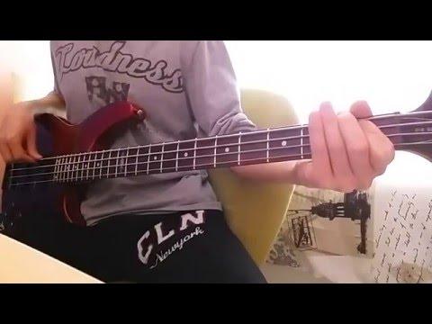 Duman - Öyle Dertli (Bass Cover)