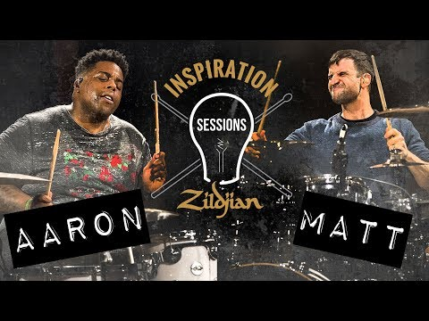Zildjian Inspiration Sessions - Matt Greiner & Aaron Spears