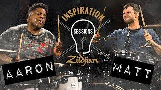 Zildjian Inspiration Sessions - Matt Greiner & Aaron Spears