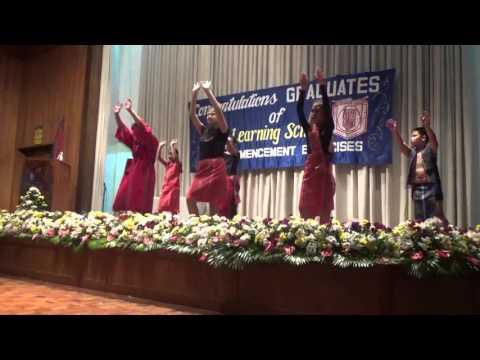Chime Grade 5 Recognition Day - Una-Una Kaya-Kaya