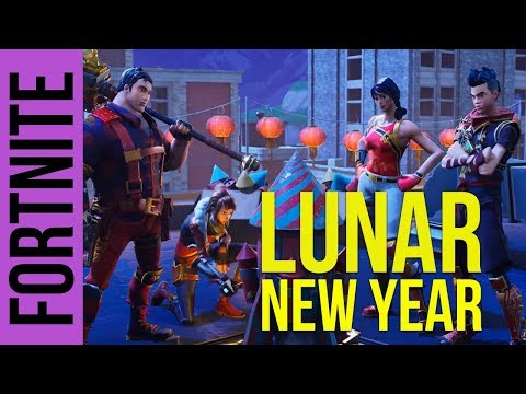 LUNAR NEW YEAR EVENT | FORTNITE SAVE THE WORLD