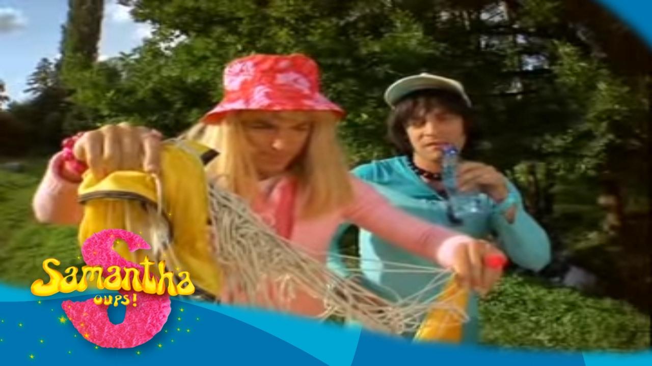 Les petits plus du g te samantha oups au g te youtube - Samantha oups sur le banc ...