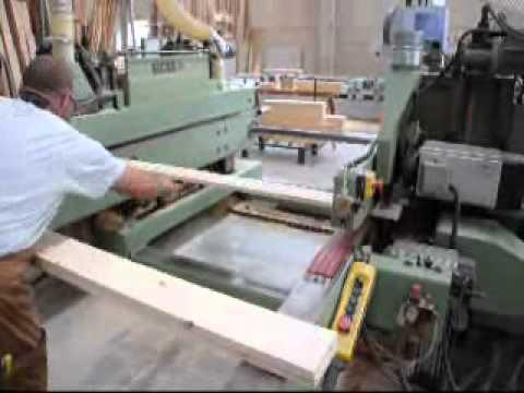 Macchine Per Lavorare Il Legno Usate D Occasione : Usato macchine lavorazione legno tenonatrice squadratrice doppia