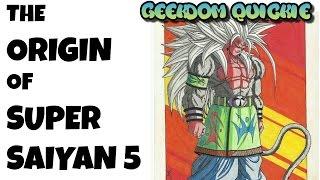 Super Saiyan 5 Explained