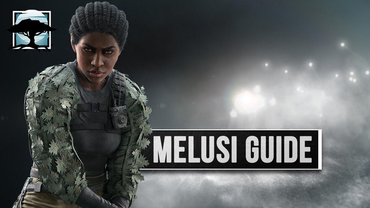 Melusi is OP - Rainbow Six Siege