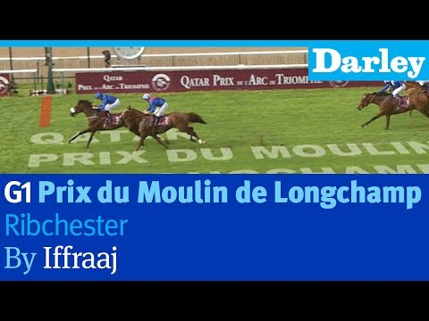 Ribchester by Iffraaj wins the G1 Prix du Moulin at Chantilly