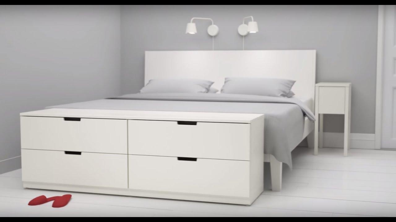 NORDLI Kommoden von IKEA kombinierst du, wie du willst ...