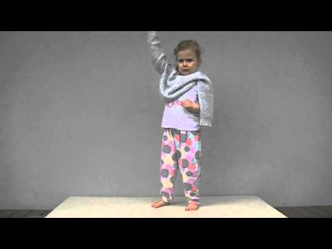 Autism Video Modelling to Teach Self Help Skills: Putting on a Jumper