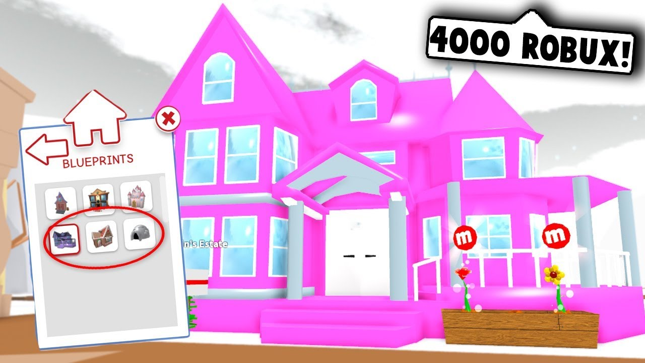 How To Get Free Robux On Meep City 2019 I Bought All Of The New Houses On Meepcity I Spent 4000 Robux Roblox Meepcity Youtube