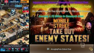 mobile strike ep 388 rally and zero a 72 billion with 850 million t4s troops